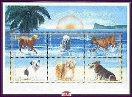 Grenada 2000 Dog Chien MNH 1SS+1sheet+2V - Grenada (1974-...)