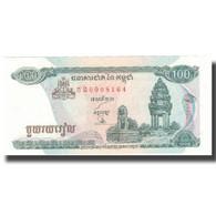 Billet, Cambodge, 100 Riels, 1995, 1998, KM:41b, NEUF - Cambodge