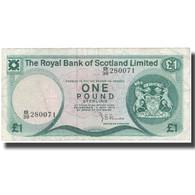Billet, Scotland, 1 Pound, 1978, 1978-05-02, KM:336a, TTB - Ecosse