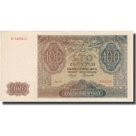 Billet, Pologne, 100 Zlotych, 1941, 1941-08-01, KM:103, SUP+ - Pologne