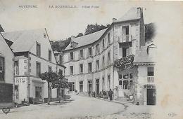 63)  LA  BOURBOULE   -  Hotel  Point - La Bourboule