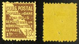 COLIS POSTAUX N° 95 Neuf N* Cote 10€ - Colis Postaux