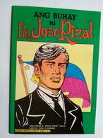 Ang Buhay Ni Jose Rizal - Cómics (otros Lenguas)