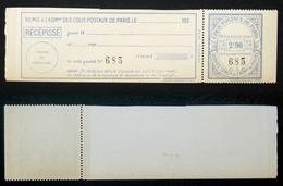COLIS POSTAUX PARIS N° 153 TB N** Cote 22€ - Parcel Post
