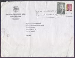 SPAIN Postal History, Big Cover Used 1999 With Slogan Postmark - 1991-00 Briefe U. Dokumente