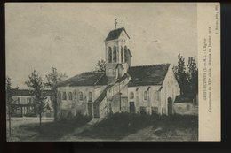 Grisy Suisnes L Eglise - Autres Communes