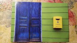 Ukraine. Mailbox  - POST-OFFICE BOX - Modern  PC - Poste & Facteurs
