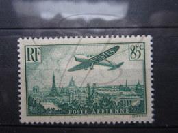 VEND BEAU TIMBRE DE POSTE AERIENNE DE FRANCE N° 8 , X !!! - 1927-1959 Neufs