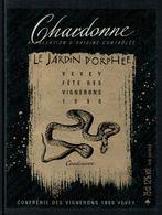 Rare // Etiquette De Vin // Fête Des Vignerons Vevey 1999 //  Chardonne, Serpent,couleuvre - Etiquettes