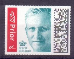 Belgie - 2019 - ** Z.M.K. Filip I ** ADHESIF - Belgique