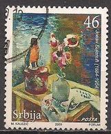 Serbien  (2009)  Mi.Nr.  299  Gest. / Used  (6ae03) - Serbie