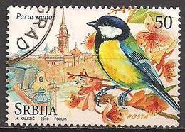 Serbien  (2010)  Mi.Nr.  350  Gest. / Used  (6ae02) - Serbie