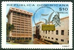 DOMINICAN REPUBLIC 1997 CENTRAL BANK** (MNH) - Dominicaine (République)