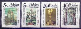 Poland 1986 Mi 3038-3041 MNH ( ZE4 PLD3038-3041 ) - Polonia