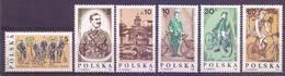 Poland 1986 Mi 3069-3074 MNH ( ZE4 PLD3069-3074 ) - Polen