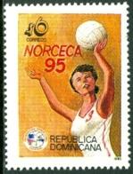DOMINICAN REPUBLIC 1995 VOLLEYBALL CENTENARY** (MNH) - Dominicaine (République)