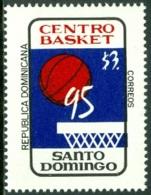 DOMINICAN REPUBLIC 1995 BASKETBALL CENTENARY** (MNH) - Dominicaine (République)