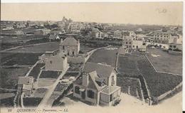 Carte Postale Ancienne De Quiberon Panorama - Quiberon