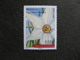 TB Timbre D'Andorre N°656, Neuf XX. - Nuevos