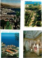 MONACO /  Lot De 70 Cartes Postales Modernes Neuves - Cartes Postales