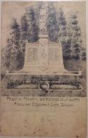 Givry Projet De Mémorial Des Victimes De La Guerre Pensionnat St Joseph - Quévy