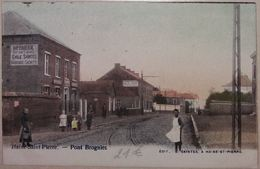 Haine Saint Pierre Pont Brognier - La Louvière