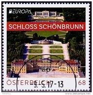 Austria Österreich 2017  Europa: Burgen Und Schlösser USED / O / GESTEMPELT - 1945-.... 2. Republik