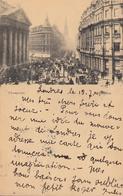 Thematiques Great Britain London Londres Cheapside  Timbre Cachet JY 16 1900 - London