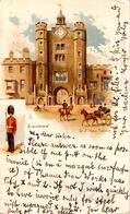 Thematiques Great Britain London Londres St James Palace Timbre Cachet - Autres