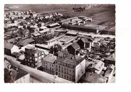 57 Maizieres Les Metz Vue Panoramique Aerienne Edit Combier Cachet Maizieres 1956 CPSM GF - Sonstige Gemeinden