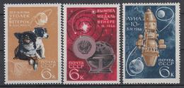 USSR - Michel - 1966 - Nr 3238/40 - MNH** - Ongebruikt
