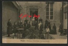 60 NOYON - Pensionnat Notre Dame - La Cour D'entrée - Noyon