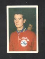 WIELRENNER - COUREUR - CYCLISTE  -  LUDO JANSSENS - BELGIË - NR. 86  (C 1195) - Cyclisme