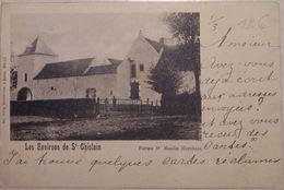 Les Environs De Saint-Ghislain Ferme St Moulin Herchies - Jurbise
