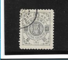 K.Korea002 / 2 Re (1900)  O - Korea (...-1945)
