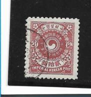K.Korea010/   20 Ch, (1900)  O - Korea (...-1945)
