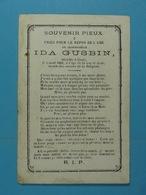 Ida Gusbin Gozée 1886 - Images Religieuses