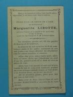 Marguerite Libotte 1894 - Images Religieuses