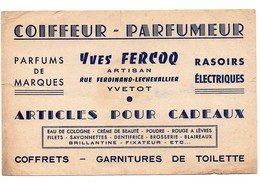 Buvard Coiffeur-Parfumeur Yves Fercoq Yvetot - Perfume & Beauty