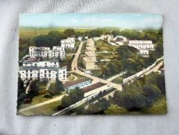 Carte Postale Ancienne : En Avion Au Dessus De BOUGUENNAIS : Cité E.D.F. - Bouguenais
