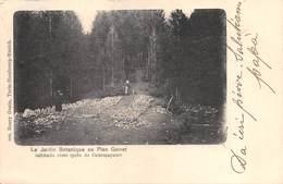 "0772  ""(AO) COURMAYEUR - LE JARDIN BOTANIQUE AU PIAN GORRET"" ANIMATA.  CART  SPED 1902 - Aosta"
