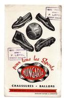 Buvard Hungaria Chaussures Ballons Lefel Yvetot - Sports