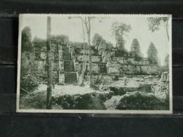 GX - Cambodge - Pyramide Du Phnom Bakheng Face N. - Ed. Office Central Du Tourisme Indochinois - Cambodia