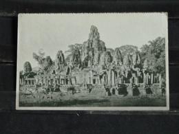 GX - Cambodge - Bayon - Vue D'ensemble Prise Du Sud Ouest - Ed. Office Central Du Tourisme Indochinois - Cambodia