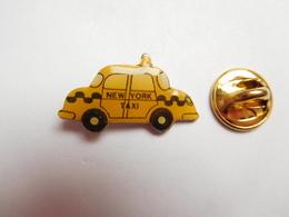 Beau Pin's , Auto , Taxi De La Ville De New York , USA - Cities