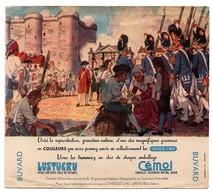 Buvard Lustucru Cémoi Prise De La Bastille Histoire De France - Alimentaire