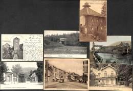 Chaudfontaine - Lot Sympa 7 Cartes (scans à Découvrir, Petit Prix) - Chaudfontaine
