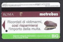 2008 - Metrebus - Roma - Italy - Used - Bus
