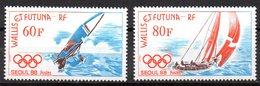 Sellos Nº 380/1   Wallis Et Futuna - Nuevos