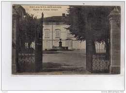 PUY SAINTE REPARADE - Château Arnajon - Très Bon état - Autres Communes